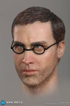 Josef - Head w/ Glasses