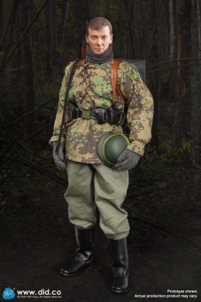 Dennis - Radio Operator - 20. Waffen Division