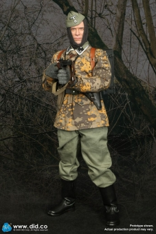 Matthias - Radio Operator - 20. Waffen Division