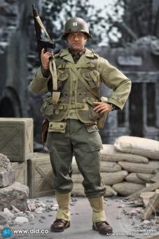 Captain Miller - WWII US 2nd Ranger Battalion