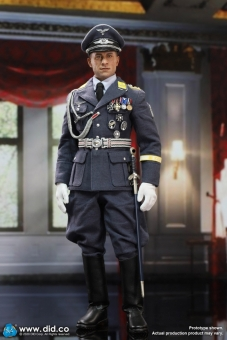 Willi - German Luftwaffe Captain
