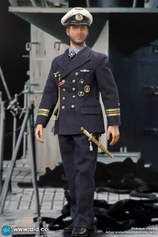 German U-Boat Commander - Lehmann