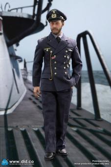 German U-Boat Stabsbootsmann - Johann