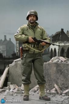 Sergeant Horvath - WWII US 2nd Ranger Battalion
