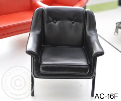 Sessel - schwarz