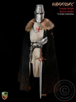 Knight Templar Banner Holder