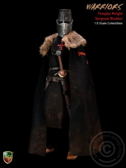 Knight Templar Sergeant Brother