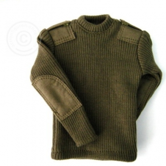 Sweater, green (OD)