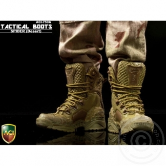 Tactical Combat Boots - sand