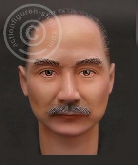 Figurenkopf Sun Yat-Sen