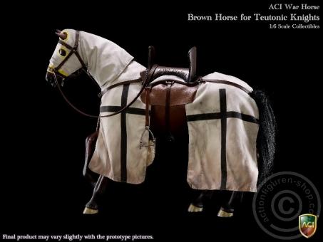 Pferd - War Horse - Braun
