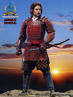 Samurai General - Last Samurai