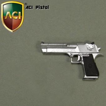 Desert Eagle Pistole - (Silver)