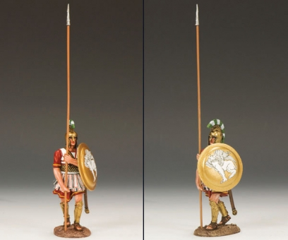 Hoplite w/ Long Spear (Vertical)