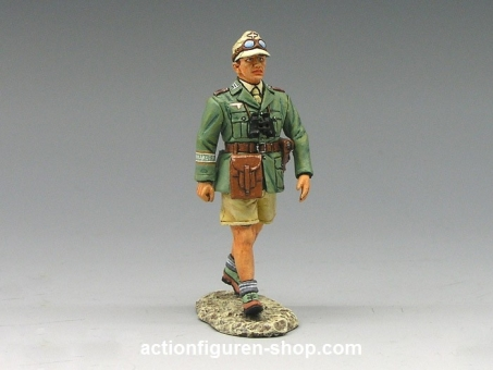 Offizier Marschierend DAK