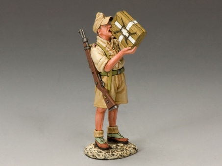 Soldier Drinking From Jerry Can