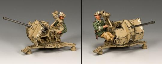 2cm Flak 38 Gun Set