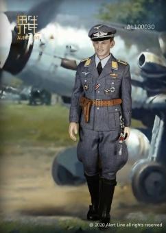 """Erich """"Bubi"""" Hartmann - WWII Luftwaffe Fighter Ace"""