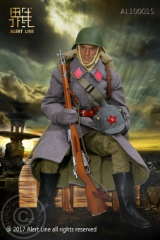 Soviet Red Army Infantry Equipment Set