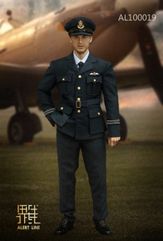 WWII Royal Air Force Fighter Pilot