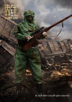 WWII Soviet Red Army Female Sniper Set
