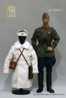 1942 Red Army Infantry Lieutenant Officer Set
