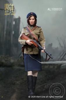 NKVD Female Soviet Officer