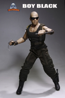 Boy Black - Riddick - Pitch Black