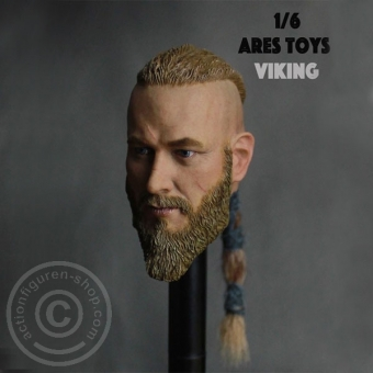 Ragnar - The Viking - Kopf