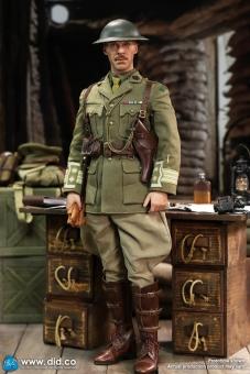 Colonel Mackenzie - British Infantry Officer