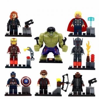 Avengers Mini Figure Set