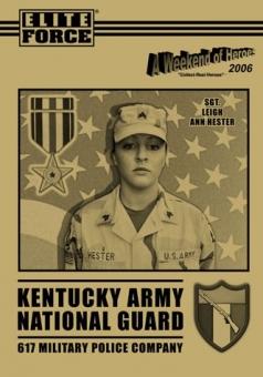 Leigh Ann Hester - Exclusive