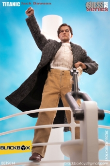 Titanic Jack - Jack Dawson