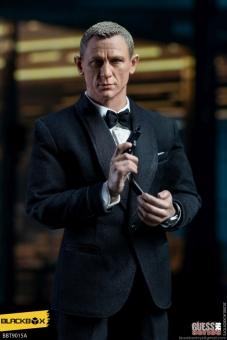 Agent James - Black Tuxedo