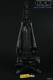 Alien Chair - Black - Harkonnen Capo