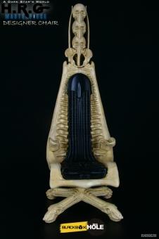 Alien Chair - Bone - Harkonnen Capo