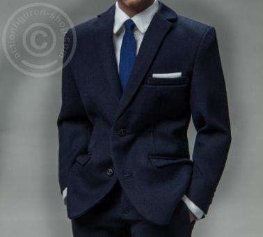 Suit jacket - dark blue