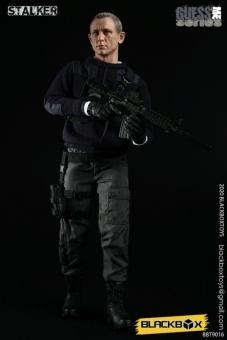 Agent James - Stalker