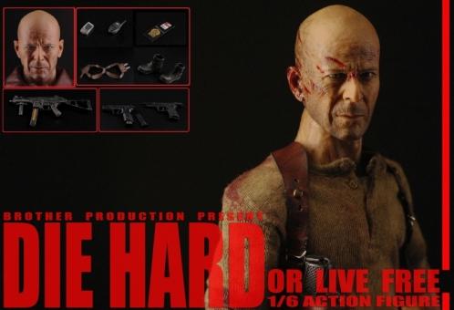 Die Hard or Live Free - Johnny 2.0