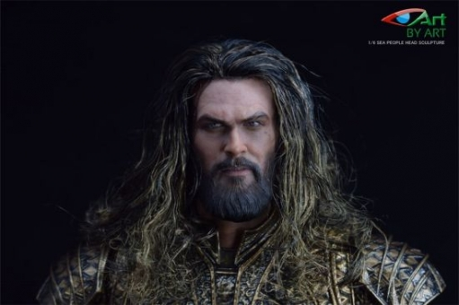 Jason - Warrior - Head