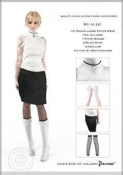 Ladies Office Clothing Set