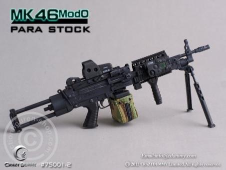 MK46MOD0-para stock - black
