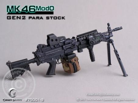 MK46MOD0-GEN2 para stock - black