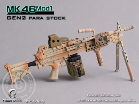 MK46MOD1-GEN2 para stock - camouflage