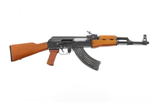 AK-47 - Metall and Wood