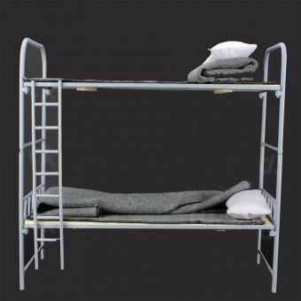 Bunk Bed - Metall - 1:6