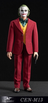 Clown Exclusive Red Suit Set
