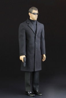 Agent Overcoat Suit Set