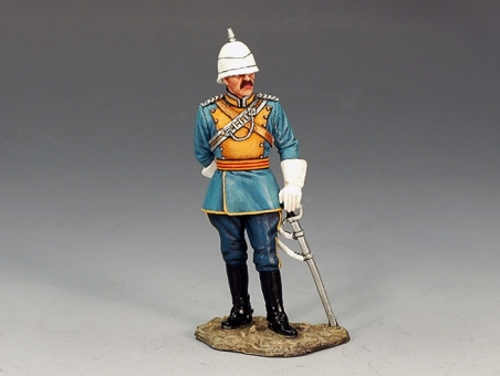 Madras Lancers British Officer