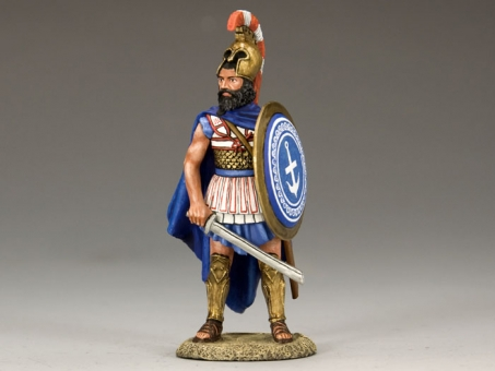 The Athenian Marine
